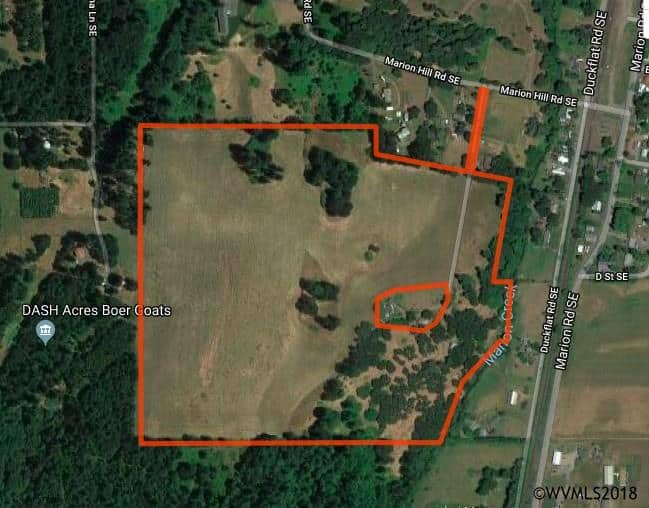 Marion Hill Property